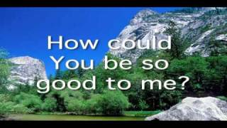 getlinkyoutube.com-David Crowder Band - No One Like You (lyrics)