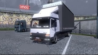 getlinkyoutube.com-Mercedes Benz Atego ETS2 (Euro Truck Simulator 2)