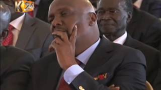 getlinkyoutube.com-DP Ruto differs with Gideon Moi at Mark Too funeral