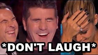 TOP 5 *FUNNIEST & UNEXPECTED* AUDITIONS EVER that Will Make You LAUGH :) GOT TALENT Worldwide!