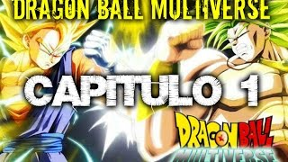 getlinkyoutube.com-DRAGON BALL MULTIVERSE  ESPAÑOL CAPITULO 1
