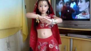 getlinkyoutube.com-Alanis Dança Indiana
