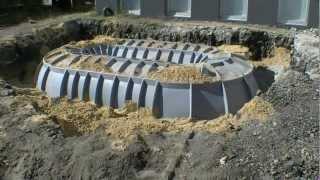 getlinkyoutube.com-Underground Water Tank Real Costs Behind Them