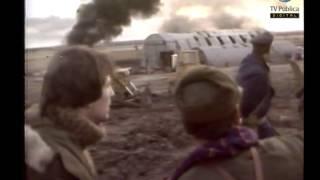 """getlinkyoutube.com-Archivo histórico: """"60 minutos"""" - Primeros combates en las Islas Malvinas - 01-05-1982"""