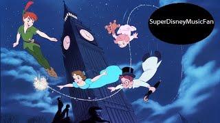 getlinkyoutube.com-Peter Pan - You Can Fly (Danish)