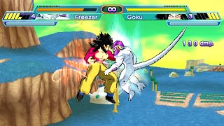 getlinkyoutube.com-PPSSPP Dragon Ball Z Shin Budokai 2 para PSP iPhone y Android