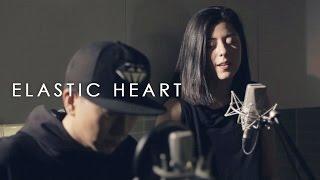 getlinkyoutube.com-Sia - Elastic Heart (Cover) by Daniela Andrade x KRNFX