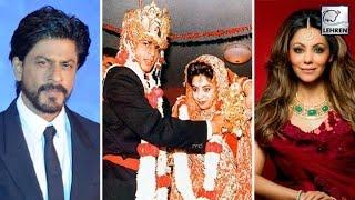 getlinkyoutube.com-SHOCKING ! Shahrukh Khan Married Gauri THRICE??