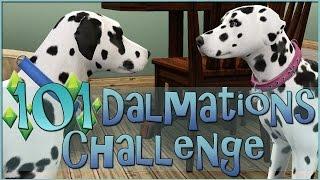 getlinkyoutube.com-Sims 3 || 101 Dalmatians Challenge: Baby Chimes Everywhere! - Episode #7