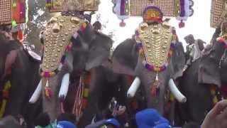 getlinkyoutube.com-Thechikottukavu Ramachandran - Puthupally Kesavan at Chinakathoor Pooram