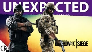 Unexpected - Tom Clancy's Rainbow Six Siege - Velvet Shell - R6