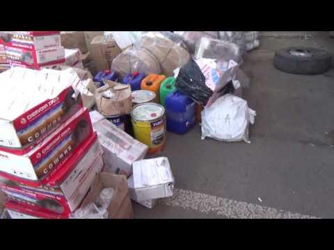 В зоне АТО задержана крупная партия контрабанды на сумму более миллиона гривен.