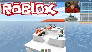 getlinkyoutube.com-Roblox: Work at a Pizza Place (#3) - SECRET ISLAND!!!! | KID GAMING