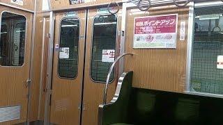 getlinkyoutube.com-北大阪急行9000形9001Fドア開閉 西側・東側@桃山台・北花田