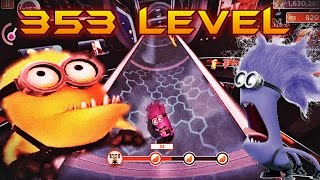 getlinkyoutube.com-Despicable Me 2: Minion Rush 353 Level Anti-Villian League MAP, Vampire Skin Evil Minion