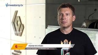 CD PROJEKT SA, Adam Kiciński - Prezes Zarządu, #60 PREZENTACJE WYNIKÓW