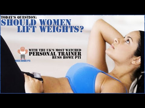 Should Women Lift Weights? (Fitness Instructor Tips)