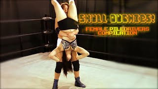 getlinkyoutube.com-Skull Ouchies [Female Piledrivers Compilation]