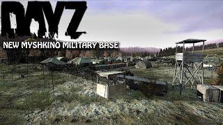 getlinkyoutube.com-DayZ Standalone: New Myshkino Military Base & Location! [Replacement for Balota Tents?] DayZ SA 0.49
