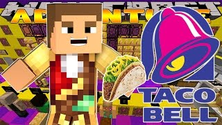getlinkyoutube.com-Minecraft - Little Donny Adventures - TACO BELL JOB FOR THE DAY