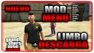 getlinkyoutube.com-GTA 5 ONLINE 1.26/1.27 | NUEVO MOD MENU LIMBO | SPRX | +EBOOT ANTIBAN +DESCARGA | IMPRESIONANTE!!!!!