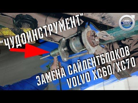 Где находятся передние амортизаторы в Volvo S40