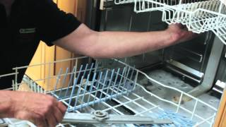 Whirlpool Dishwasher Repair - Clogged Blades