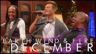 """getlinkyoutube.com-""""December (September)"""" Earth, Wind & Fire (Feat. Tyler Ward) - LIVE"""
