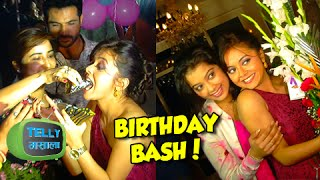 getlinkyoutube.com-(VIDEO) Devoleena Bhattacharjee Grand Birthday Bash!