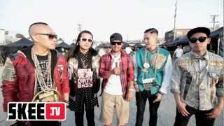 Far East Movement - Turn Up The Love (Making Of)