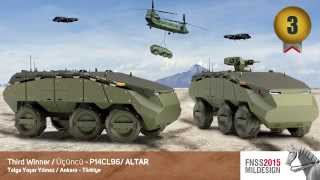 getlinkyoutube.com-FNSS announced winners of the International Military Land Vehicles Design Competition 2015