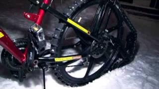 getlinkyoutube.com-СПБ: Скидка 50% на прокат зимних велосипедов ktrak