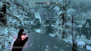 getlinkyoutube.com-Skyrim: Vampire Assassin - Illusion Gameplay HD
