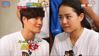 getlinkyoutube.com-Running Man Ep 114 - Kim Jong Kook Loveline Part 1