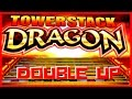 DOUBLE UP on Tower Stack Dragon ✦ SPINNING 🎡 SATURDAYS ✦ Wheel of Fortune at Cosmopolitan Las Vegas