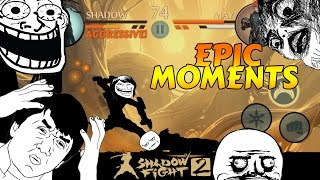 getlinkyoutube.com-Shadow Fight 2: Epic Moments Montage