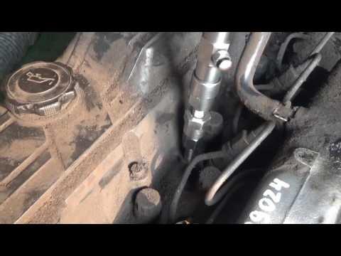 Проверка компрессии двигателя J2 089024