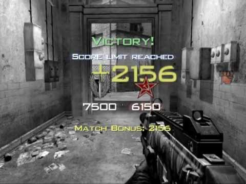 burndoggy316 - MW3 Game Clip