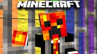 getlinkyoutube.com-Minecraft: RAINBOW PRISON ESCAPE! - Part 1/2 - w/Preston & Kenny!
