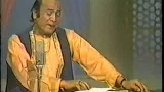 Mehdi Hassan - Patta Patta Boota Boota Ustad Tari khan width=