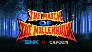 getlinkyoutube.com-Mugen Random Battles #4 - SNK vs. Capcom: The Match of the Millenium