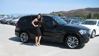 "NEW BMW X5 40e  Hybrid / M Sport Package / 20"" M Wheels / BMW Review"