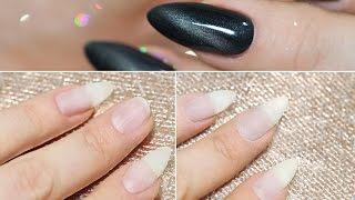 getlinkyoutube.com-• Przedłużanie paznokcia na formie i Cat Eye ★ NeoNail | KATOSU