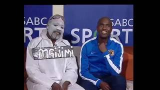 "getlinkyoutube.com-Mr Know it all"" entertains Thomas Mlambo and David Kekana"