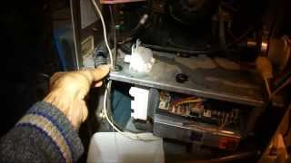 getlinkyoutube.com-Fix for Clogged Drainage ( error code 31 ) on Bryant High Efficiency Gas Furnace - Permanent Repair