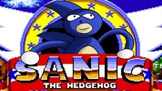 getlinkyoutube.com-Sanic The Hedgehog | GOTTA GO FAST!!