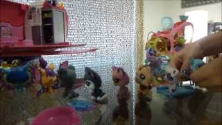 getlinkyoutube.com-LPS - Littlest Pet Shop - goes to Hawaii home video