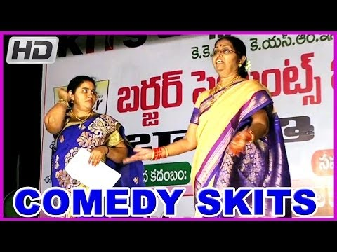Hilarious Comedy Skits - Guntur Humour Club (HD)