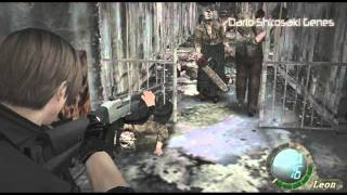 getlinkyoutube.com-Resident Evil 4 Modo Imposible Capitulo 5-4