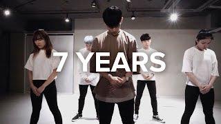 getlinkyoutube.com-7 Years - Lukas Graham / Eunho Kim Choreography